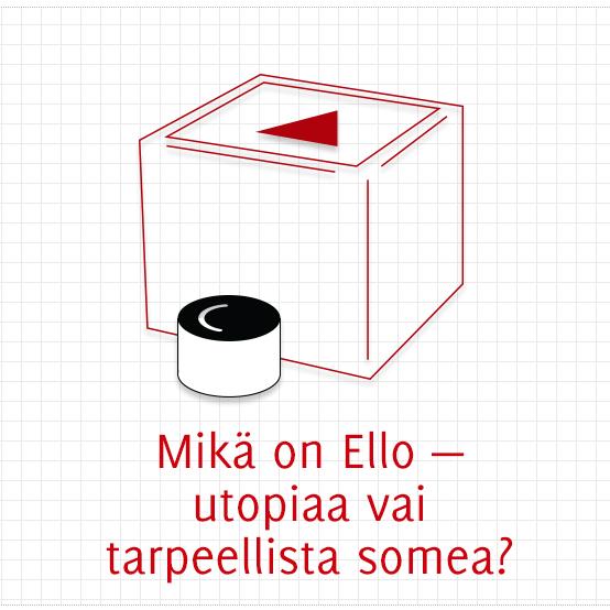 Mikä on Ello — utopiaa vai tarpeellista somea?